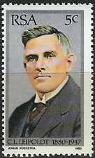 Südafrika - 100 Geburtstag von C. F. L. Leipoldt postfrisch 1980 Mi. 573