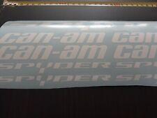Can am Outlander Renegade Autocollant Sticker BRP SPYDER CAN-AM