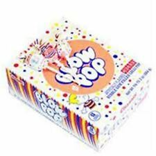 Charms Blow Pops Cherry Lollipops 48 ct (Pack of 2)