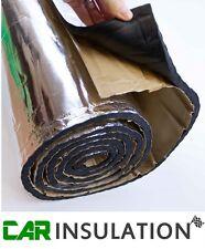 5m² glassmat ™ de papel de aluminio aislamiento de espuma de célula cerrada a la insonorización Barco Coche Furgoneta