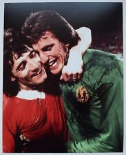 Ray Clemence Signed 10x8 Photo Autograph Signature Liverpool Football AFTAL COA