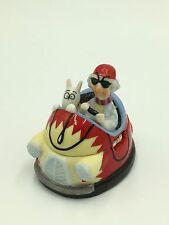 "Retired Ceramic Maxine ""Grumpy Bumper Car"" Trinket Box"