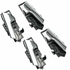 4xChrome Interior Door Handle Front Rear Left Right For 2007-2011 Chevrolet Aveo