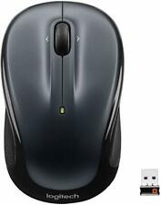Logitech Wireless Mouse M325 UNIFYING receiver DARK Silver