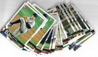 2018 Bowman Draft Baseball Paper base Cards U pick #1-200 complete your set !