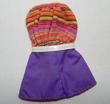 Vetements habits cloths Barbie Vintage  Poupee Doll Mattel