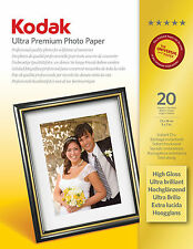 Kodak Glossy Printer Photo Paper