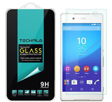 TechFilm® Tempered Glass Screen Protector Saver For Sony Xperia Z3+ / Plus