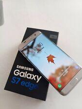 Samsung Galaxy S7 Edge - Colore Silver - PERFETTAMENTE FUNZIONANTEcon box origin