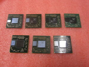 1Set Microsoft XBOX Collectible CPU CHIP X02056-010 different version