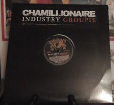 "CHAMILLIONAIRE INDUCTRY GROUPIE 12"" UNIR 21951-1 2007"