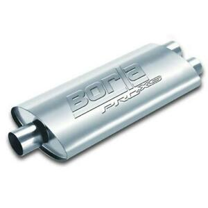 Borla® 40349 ProXS™ Muffler, 3 Inch Inlet/2.5 Dual Out