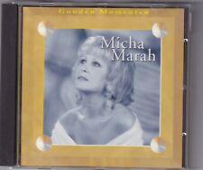 CD : Micha Marah - Gouden Momenten