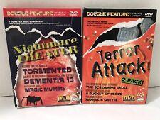 Horror DVD Movies Nightmare Theater Terror Attack New Halloween PC Treasures