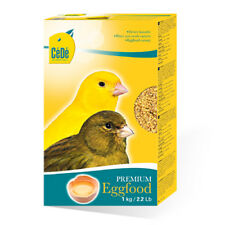 CEDE CANARY EGG FOOD 1KG BOX EGGFOOD BIRDS SOFTFOOD