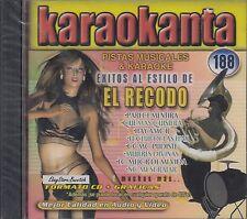 Banda El Recodo Karaokanta Karaoke New Nuevo Sealed