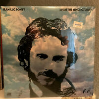 """JEAN LUC PONTY - Upon The Wings Of Music (Orig Shrink)- 12"""" Vinyl Record LP - EX"""