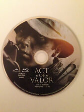 Act of Valor (Blu-ray Disc, 2012)Blu Ray Disc Only-Replacement Disc