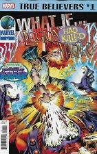What If Legion Had Killed Magneto Comic Issue 1 Classic Reprint 2018 Powell