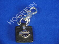 Harley Davidson bar & shield biker key chain v rod sportster softail touring fxr