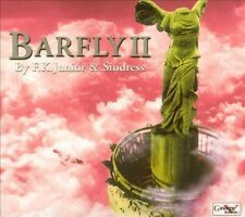 "F.K. Junior & Sindress ""Barfly II"" UNOPENED IMPORT ONLY CD - Brand new"