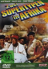 DVD NEU/OVP - Zwei Supertypen in Afrika - Heinz Reincke & Philippe Ricci