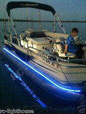 RV LED Camper Awning Boat Light Set w/IR Remote 24 key  RGB 8' 3528 Waterproof