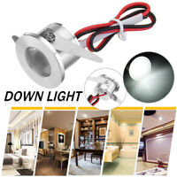 Mini Recessed Ceiling Down Light LED For Cabinet Showcase Lamp RV light