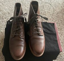 Wolverine 1000 Mile Boots - Size 12, Brown, In Box, Excellent Condition