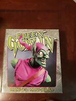 BOWEN MARVEL AVENGERS X-MEN SPIDER-MAN 'GREEN GOBLIN' STATUE FIGURE BUST DIORAMA