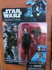 Star Wars Rouge One action figure Sergeant Jyn Erso
