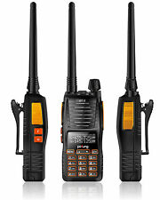 Baofeng GT-5 Dual Band Walkie Talkie 136-174/400-520MHz Ham FM Two-way Radio