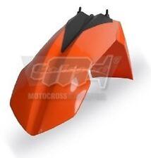PARAFANGO ANTERIORE ARANCIO KTM EXC SX SXF 125 150 250 350 450 2007 8 9 10 11 12