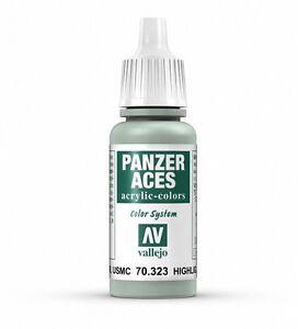 Vallejo PANZER ACES 70.323 - HIGHLIGHT USMC TANK CREW