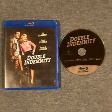 Double Indemnity (Blu Ray, 2018) [1944] Billy Wilder