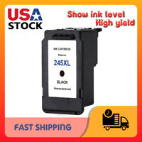 PG-245XL PG 245 Black Ink Cartridge For Canon PIXMA MG2420 MG2522 MG3022 MG3029