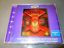 Dungeon Keeper Gold  inc Deeper dungeons add on (PC 1998) - Uk Version