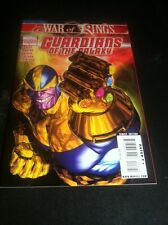 GUARDIANS OF THE GALAXY #8 THANOS INFINITY GAUNTLET VARIANT HOT!
