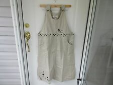 C.J.Banks Full Length (48in.) Cotton Jumper w/Matching Jacket