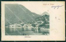 Como Argegno Lago di Como cartolina VK0090