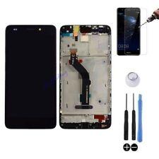 ECRAN LCD + VITRE TACTILE SUR CHASSIS BLOC COMPLET POUR HUAWEI HONOR 5C NOIR GT3
