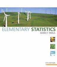 Elementary Statistics  (11th Edition) by Mario F. Triola