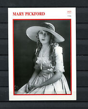 Starkarte Mary Pickford - USA 1925    (ST7)