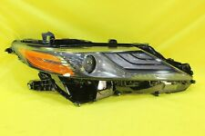 🎃 2018 18 2019 19 Toyota Camry XLE Right Passenger Headlight OEM *2 TAB DAMAGED