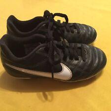 f0c886b509 Nike shoes Size 13 softball baseball soccer cleats black boys girls sports