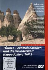 Türkei - Zentralanatolien und die Wunderwelt... (DVD - NEU)