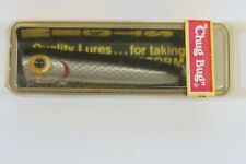 Storm Chug Bug Fishing Lure AP3 RED LABEL Silver Scale