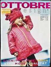 Ottobre Kids Fashion W 4/2002