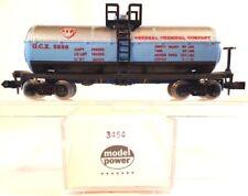 N Model Power 3454 40ft Single Dome Tanker General Chemical Co GCX #5298