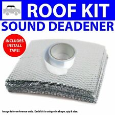 Heat & Sound Deadener Chevy Truck 1947 - 54 Truck Roof Kit + Seam Tape 13416Cm2